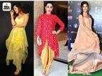 आलिया से लेकर करिश्मा तक एसिमेट्रिकल ड्रेस में फ्लॉन्ट कर रहीं अपना स्टाइल, पेस्टल कलर गाउन हो या फ्रॉक इनसे सीखें पहनने का सलीका|लाइफस्टाइल,Lifestyle - Dainik Bhaskar