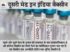 मोदी सरकार स्वदेशी कंपनी बायोलॉजिकल-ई से कोरोना वैक्सीन के 30 करोड़ डोज खरीदेगी; 1500 करोड़ का एडवांस पेमेंट भी किया जाएगा देश,National - Dainik Bhaskar