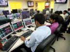 बाजार पर रेट कट नहीं होने और ग्रोथ का अनुमान घटने का असर; 52,100 पर बंद हुआ सेंसेक्स, 0.13% गिरकर 15,670 पर रहा निफ्टी|बिजनेस,Business - Dainik Bhaskar