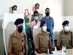 बेटी-दामाद ही निकले वृद्ध दंपति के हत्यारे, संपत्ति की लालच में लोहे के रॉड से की थी हत्या; जान बचाने के लिए किया था संघर्ष|लखनऊ,Lucknow - Dainik Bhaskar