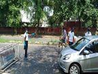 मरीज होने लगे कम; शनिवार को दर्ज किए गए 98 मामले,3 ने संक्रमण से तोड़ा दम|चंडीगढ़,Chandigarh - Dainik Bhaskar