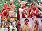 यामी गौतम, दिया मिर्जा से लेकर वरुण धवन तक, कोरोना महामारी के बीच विवाह के बंधन में बंधे ये पॉपुलर सेलेब्स|बॉलीवुड,Bollywood - Dainik Bhaskar