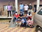 नकली रेमडेसिविर इंजेक्शन मामले में आरोपियों को सूरत पुलिस ने रिमांड पर लिया, जबलपुर की SIT को करना पड़ेगा इंतजार|जबलपुर,Jabalpur - Dainik Bhaskar