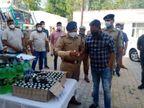 मेरठ में ढाबों पर मिलावटी शराब पहुंचाने वाला गिरोह पकड़ा गया; 60 हजार लीटर ईएनए बरामद, 7 आरोपी गिरफ्तार|मेरठ,Meerut - Dainik Bhaskar