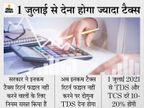इस महीने फाइल कर दें इनकम टैक्स रिटर्न, नहीं तो अगले महीने से देना होगा दोगुना TDS; यहां जानें क्या है नया नियम|बिजनेस,Business - Dainik Bhaskar