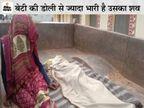 युवक को 3 बेटियां नहीं थीं मंजूर, इसलिए पत्नी समेत दो बेटियाें को कुएं में फेंका, बाहर निकलने की कोशिश की तो पत्थर बरसाए, 8 साल की बच्ची की मौत|छतरपुर (मध्य प्रदेश),Chhatarpur (MP) - Dainik Bhaskar