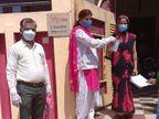 अप्रैल-मई के मुकाबले जून में राहत, 5 दिन में 109 पॉजिटिव, संक्रमण दर घटकर 1% हुई; कोविड अस्पताल में 26 मौत, सरकारी रिपोर्ट में 6 बताई|कोटा,Kota - Dainik Bhaskar