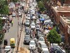 आज 904 नए पॉजिटिव केस, 25 मौतें, इनमें जयपुर को छोड़कर 32 शहरों में 100 से कम रोगी, 20 शहरों में एक भी मौत नहीं|जयपुर,Jaipur - Dainik Bhaskar