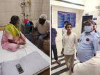 गाल ब्लैडर का इलाज कराने आए रिटायर्ड एयरफोर्स कर्मी का मोबाइल गायब, अस्पताल बोला- चोरी तो आम बात|कानपुर,Kanpur - Dainik Bhaskar