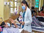 50 मरीजों की हालत बिगड़ी, कंपकंपी और उलटी होने लगी; इंदौर-सागर की खबर से अलर्ट डॉक्टर ने मामला बिगड़ने नहीं दिया|जबलपुर,Jabalpur - Dainik Bhaskar