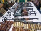 नक्सलियों को 70 AK-47 राइफलें देने वाले 8 तस्करों को बिहार से लाए बगैर ही जबलपुर पुलिस में चालान पेश कर दिया, पूछताछ तक नहीं जबलपुर,Jabalpur - Dainik Bhaskar