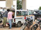 मरीजों से झांसी के 500 रुपए और ग्वालियर के 625 अधिक वसूल रहे निजी एंबुलेंस चालक|दतिया,Datiya - Dainik Bhaskar