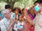 उन्नाव में पेड़ों की बिक्री के पैसों को लेकर दो गुट भिड़े, चार लोग घायल, एक ने अस्पताल में तोड़ा दम कानपुर,Kanpur - Dainik Bhaskar
