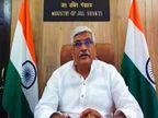 शेखावत बोले - राजस्थान में कोरोना से होने वाली मौत के लिए कांग्रेस सरकार जिम्मेदार, ज्यादा लंबे वक्त तक नहीं चलेगी कांग्रेस सरकार उदयपुर,Udaipur - Dainik Bhaskar