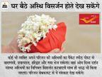 डाक विभाग अब कोरोना मृतकों का अस्थि विसर्जन भी करवाएगा, कर्मकांड के बाद परिजनों को गंगाजल भी भेजेगा|जोधपुर,Jodhpur - Dainik Bhaskar