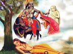 सावित्री ने पति के लिए 3 दिनों तक व्रत रखा इसलिए वट सावित्री व्रत की शुरुआत आज से लेकिन पूजा 10 को होगी|धर्म,Dharm - Dainik Bhaskar