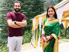 वेडिंग प्लानर गीतेश शर्मा बोले- देवदार के पेड़ के सामने हुई थी शादी, इसके लिए यामी के पिता एक दिन पहले ही मिले बॉलीवुड,Bollywood - Dainik Bhaskar