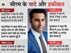 अदार पूनावाला की कंपनी सीरम पूरा नहीं कर पाई वादा, सप्लाई की कमी से कई गरीब देशों में रुकने का नाम नहीं ले रहा संक्रमण|बिजनेस,Business - Dainik Bhaskar
