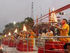 चार माह से नहीं मिला सरकारी अनुदान, CM योगी से मिलेंगे अयोध्या के महंत|अयोध्या,Ayodhya - Dainik Bhaskar