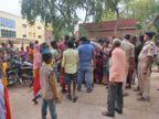 नवादा के कौआकोल ब्लॉक कैंपस में बेवजह घूम रहे थे युवक, गार्ड ने टोका तो मचाया उत्पात, BDO से भी दुर्व्यवहार|बिहार,Bihar - Dainik Bhaskar