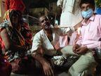 एक पिता ने तीन तो दूसरे ने दो बेटों को खोया; तीन बेटों के शव देखते ही मां बेहोश, पिता बोला- अपने बच्चों की अर्थी कैसे उठाऊं|कानपुर,Kanpur - Dainik Bhaskar