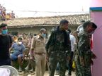 शरीर पर मिले चोट के निशान, पुलिस ने बहू और उसके परिजनों को लिया हिरासत में झारखंड,Jharkhand - Dainik Bhaskar