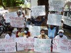 प्रयागराजकेडीआईजी व CMO को लीगल नोटिस भेजा, दोनों अधिकारियों को सपा नेत्री ने कठघरे में खड़ा किया|प्रयागराज,Prayagraj - Dainik Bhaskar
