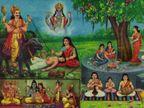 इस व्रत में सौलह श्रृंगार से सजती हैं महिलाएं, करती हैं देवी सावित्री और बरगद की पूजा|धर्म,Dharm - Dainik Bhaskar