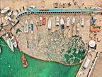 तुर्की में 100 फीट की गहराई तक जमी समुद्री गाद, साफ करने में लग जाएंगे 3 साल|विदेश,International - Dainik Bhaskar