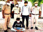 सोशल मीडिया पर दोस्तों के सामने रौब जमाने के शौक ने युवक को पहुंचा जेल, देशी कट्टा बरामद|पाली,Pali - Dainik Bhaskar