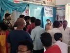भागलपुर जिला स्कूल सेंटर से दो ANM के मोबाइल-पर्स चुराए, नर्सों ने कहा- सुरक्षा व्यवस्था नहीं, ऐसे में नहीं करेंगे काम|भागलपुर,Bhagalpur - Dainik Bhaskar