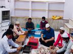 दान पेटियों से निकले 16 लाख रुपए; बैंक में जमा कराई राशि, अंतिम बार उर्स के पहले खोली थी|अजमेर,Ajmer - Dainik Bhaskar