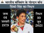 प्रधानमंत्री मोदी ने श्रद्धांजलि दी; 1998 एशियन गेम्स में गोल्ड मेडलिस्ट रह चुके, 2022 में रिलीज हो सकती है बायोपिक|स्पोर्ट्स,Sports - Dainik Bhaskar