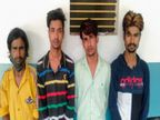 शराब के नशे में पत्नी से मारपीट करता था पति, ससुराल में भी झगड़ा, तब गुस्साए चार सालों ने जीजा को मार डाला जयपुर,Jaipur - Dainik Bhaskar