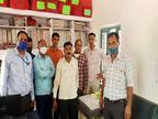 4000 लेते आबूरोड थाने का हेड कांस्टेबल रंगे हाथ गिरफ्तार, रिश्वत की दूसरी किश्त लेते चढ़ा ACB के हत्थे|उदयपुर,Udaipur - Dainik Bhaskar