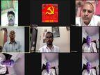 पार्टी अपनी जीती हुई12 विधानसभा सीटों में 7 दिन के अंदर कोरोना काल में हुई मौतों की सूची बनाकर सरकार के झूठ का पर्दाफाश करेगी|बिहार,Bihar - Dainik Bhaskar