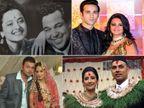 नुसरत जहां- निखिल से लेकर रेखा- मुकेश अग्रवाल तक, शादी के कुछ महीनों बाद ही टूट गया इन सेलेब्स का रिश्ता|बॉलीवुड,Bollywood - Dainik Bhaskar
