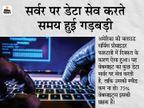 जानिए, क्यों एकसाथ बंद हो गई थीं दुनियाभर की हजारों निजी और सरकारी वेबसाइट्स विदेश,International - Dainik Bhaskar
