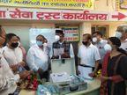 भोपाल के हमीदिया अस्पताल में 30 मिनट में हो जाएगी ब्लैक फंगस की सर्जरी, इंस्टाल हुई माइक्रो डिब्राइडर मशीन|भोपाल,Bhopal - Dainik Bhaskar