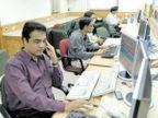 सेसेंक्स और निफ्टी ने बनाया तेजी का नया रिकॉर्ड, सेंसेक्स ऊपरी स्तरों से 150 पॉइंट नीचे, 15800 के करीब बना हुआ है निफ्टी|बिजनेस,Business - Money Bhaskar