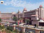 एयरपोर्ट के लिए 600 एकड़ भूमि लेने से 1200 परिवार प्रभावित हो रहे, ग्रामीण बोले- अयोध्या प्रशासन जबरदस्ती कर रहा, 21 को सुनवाई|अयोध्या,Ayodhya - Dainik Bhaskar