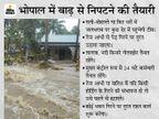 भोपाल में आपके घर या उसके आसपास बारिश से जुड़ी कोई शिकायत या कोई समस्या हो तो इन नंबरों पर करें संपर्क, पढ़ें पूरी सूची भोपाल,Bhopal - Dainik Bhaskar