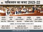 3 साल में चौथे वित्त मंत्री शौकत तरीन का टैक्स कलेक्शन बढ़ाने पर फोकस; अपोजिशन ने- गो नियाजी गो के नारे लगाए विदेश,International - Dainik Bhaskar