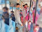 जाेधपुर व सिराेही रूट पर राेडवेज ने चलाईं 4 अतिरिक्त बसें|पाली,Pali - Dainik Bhaskar