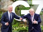 ब्रिटिश PM जॉनसन बोले- बाइडेन ताजी हवा में लंबी सांस लेने जैसे; फाइजर वैक्सीन के 50 करोड़ डोज डोनेट करेगा अमेरिका|विदेश,International - Dainik Bhaskar
