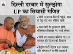 आज PM मोदी से मिलेंगे योगी; अचानक दिल्ली दौरे की वजह सरकार और संगठन में बदलाव को लेकर विमर्श देश,National - Dainik Bhaskar