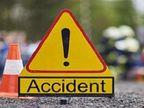 नवादा में NH-31 पर हुआ हादसा; तेज रफ्तार ट्रक ने स्कॉर्पियो में मार दी टक्कर, 2 ने इलाज के दौरान तोड़ा दम, 8 घायल|नवादा,Nawada - Dainik Bhaskar