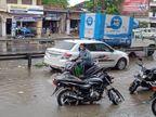 पश्चिम बंगाल के बागडोगरा में हवा का बढ़ रहा दबाव, अगले 3 दिनों तक राज्य के सभी जिलों में जमकर बारिश होने के आसार बिहार,Bihar - Dainik Bhaskar
