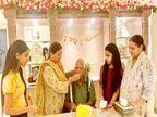 रात 12 बजे राबड़ी और मीसा ने RJD सुप्रीमो को खिलाया केक, राघोपुर में समर्थकों ने मनाया जन्मोत्सव बिहार,Bihar - Dainik Bhaskar