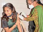 भय ने बढ़ाई प्रीत, मई में 289 जान गईं तो टीके पर टिका भरोसा|रोहतक,Rohtak - Dainik Bhaskar